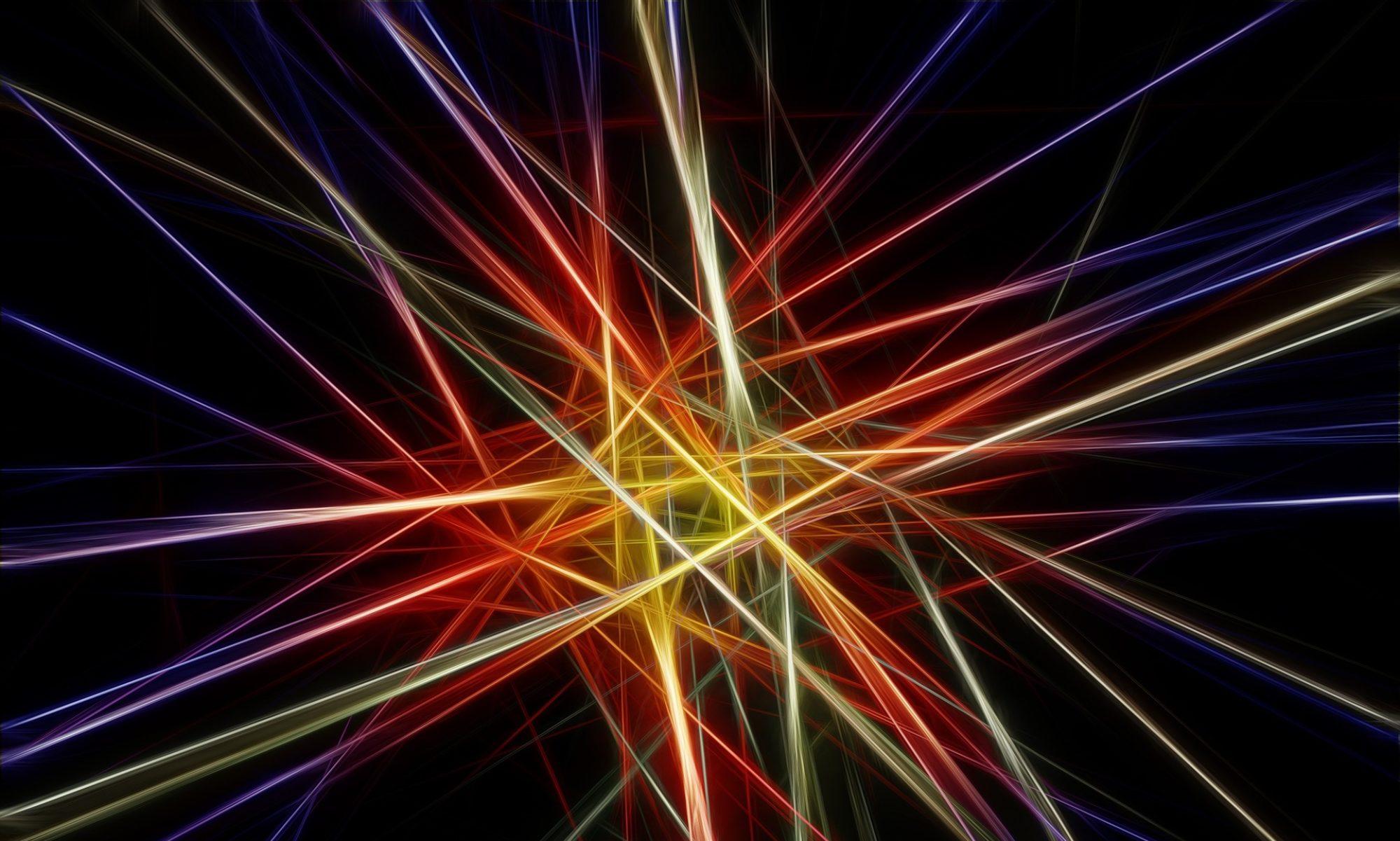 Lasershow Erding